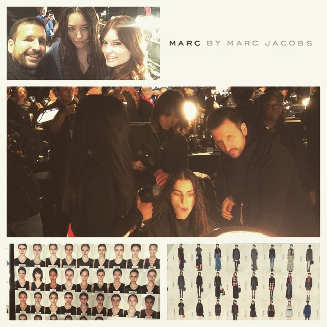 Marco Arena Fashion Week New York 2015
