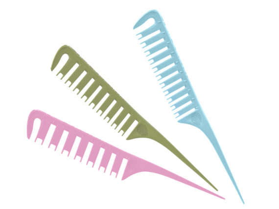 Color Combs set 7-9-11 Row set (3x)